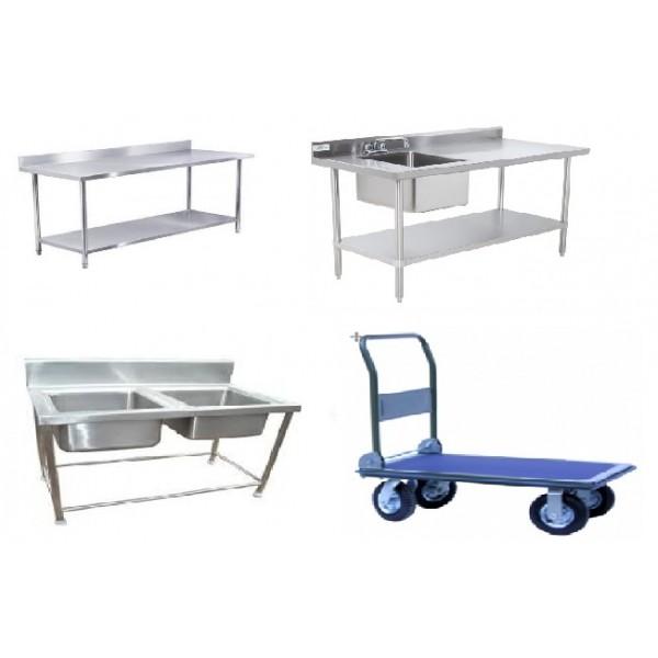 Refrigerators / Tables
