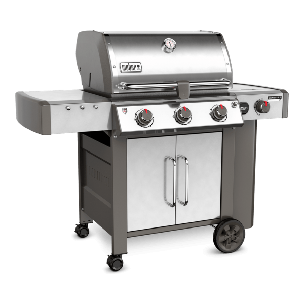 Gas Grill S-340