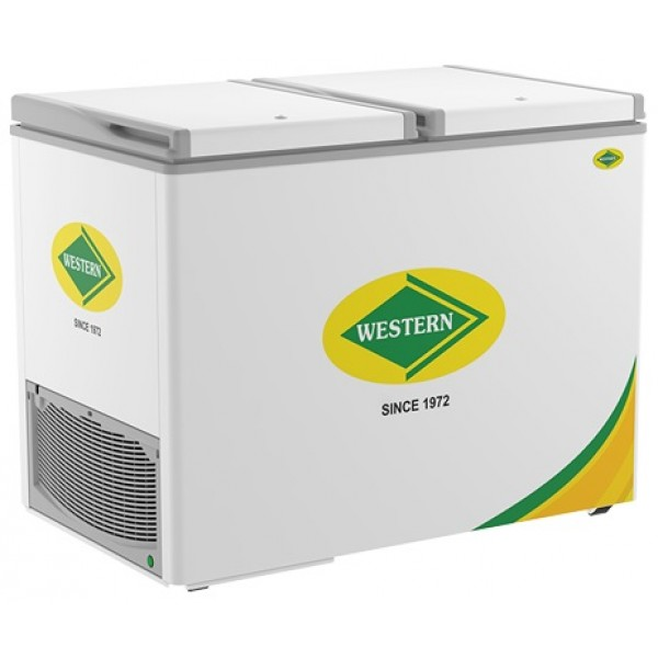 Deep Freezer 335Ltr Hardtop Western