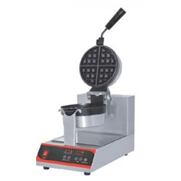 Rotary Waffle Machine 8Inch Circular