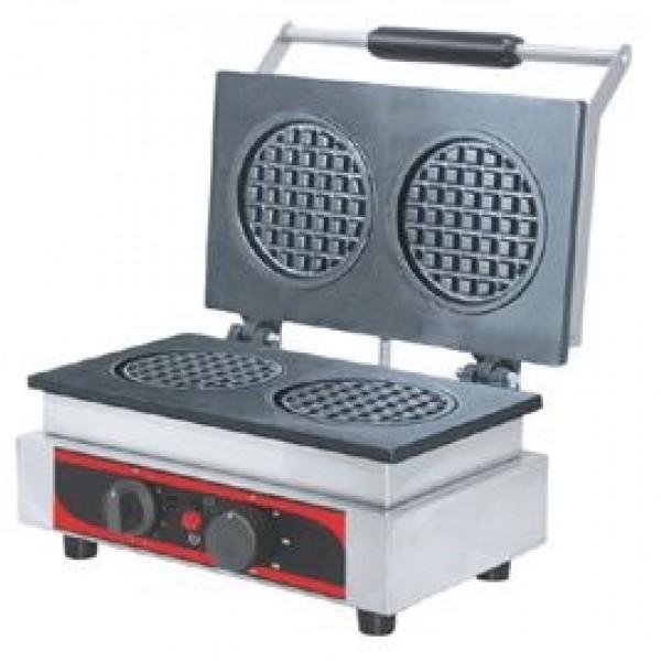 Waffle Maker 4Inch Circular