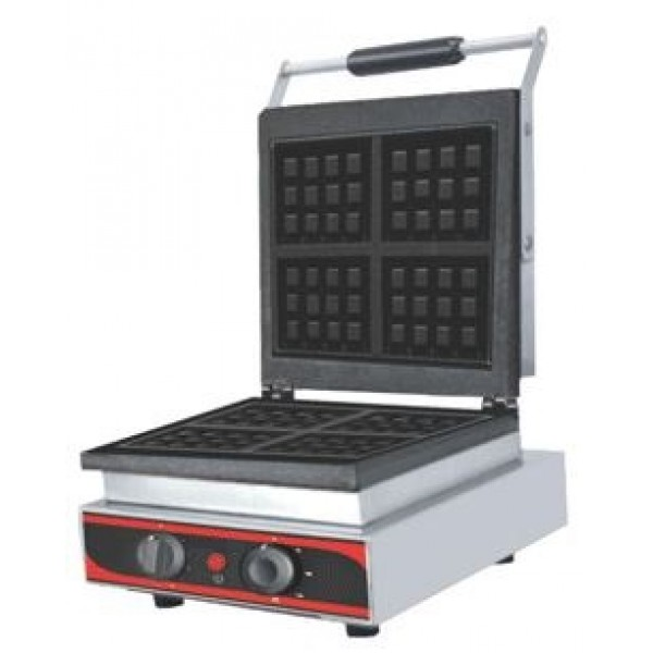Waffle Maker 4Inch Square