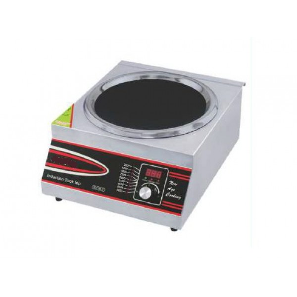 Induction Cooktop 5Kw wok