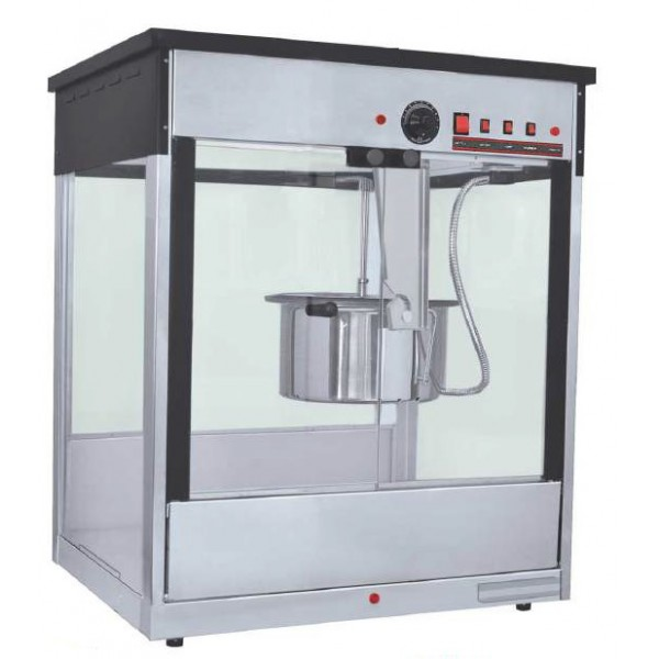 Pop Corn Machine SS 400g
