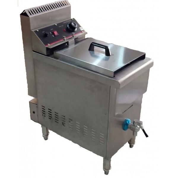 Deep Fryer Single 16Ltr Gas