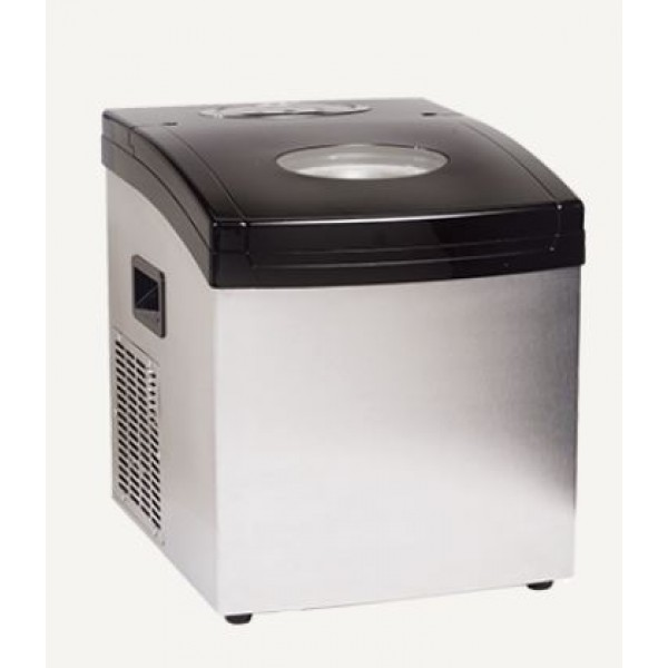 Ice Cube Machine 15 kg Table top