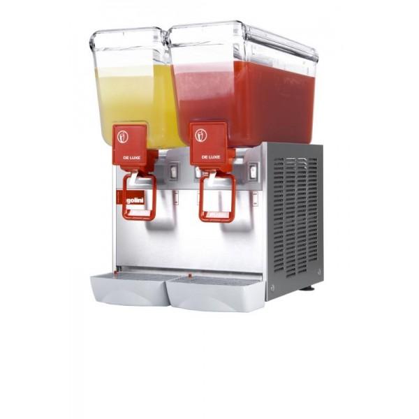 Juice Dispenser 2 Tank 24 Ltr Ugolini