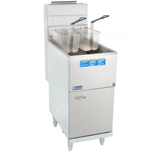 Deep Fryer 35ltr Pitco