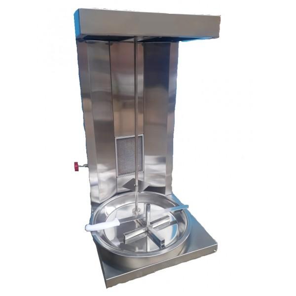 Shawarma Machine Single Burner Table Top