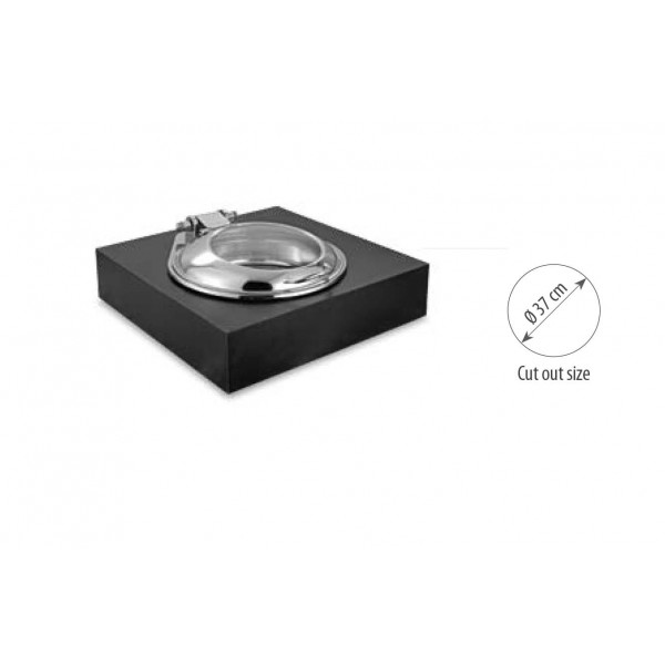 Counter Fitted Sunk In Chafing Dish CKA-191