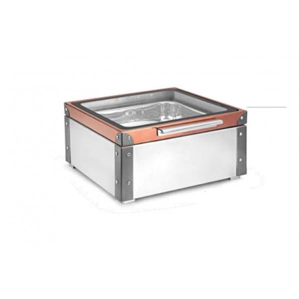 Full Glass Top Chafing Dishes CKA-284