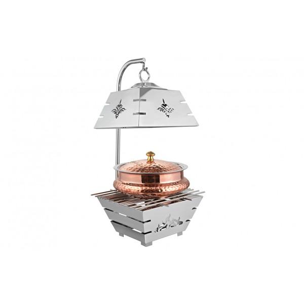 Pyramid / Slab Type Chafing Dishes CKA-633
