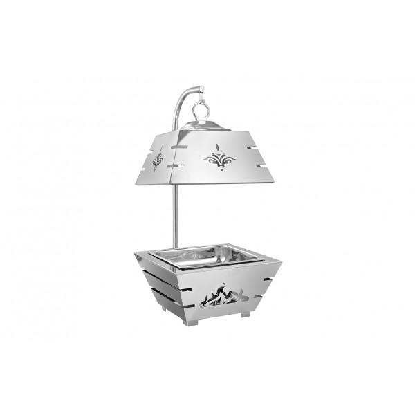 Pyramid / Slab Type Chafing Dishes CKA-641