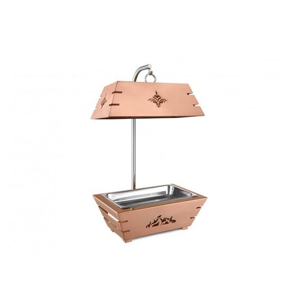 Pyramid / Slab Type Chafing Dishes CKA-642