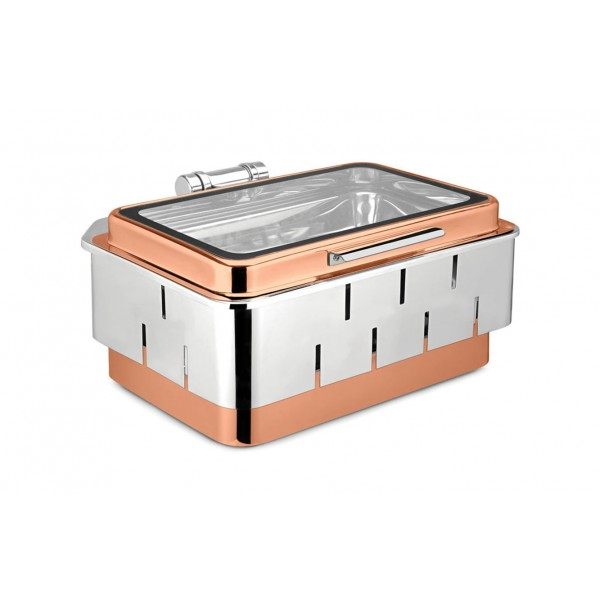 Chafing Dishes Floating Stand Laser Cut Design CKA...