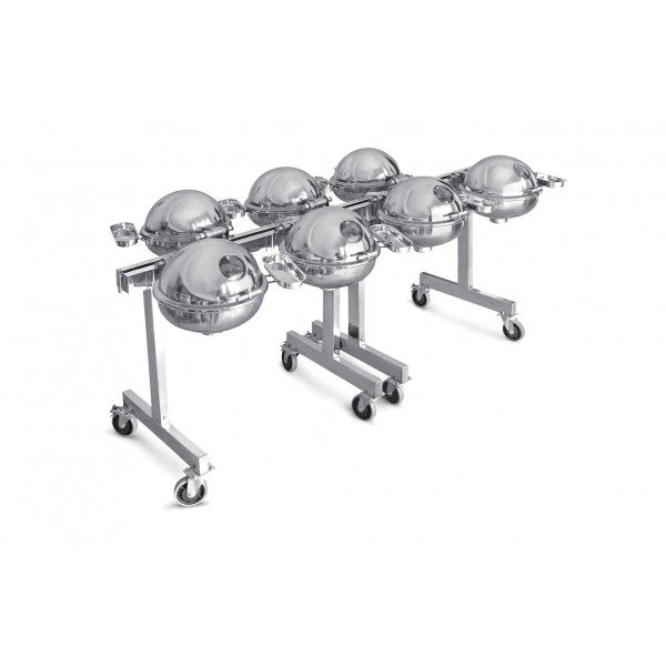 Portable Seven Chafer Trolley CKA-515