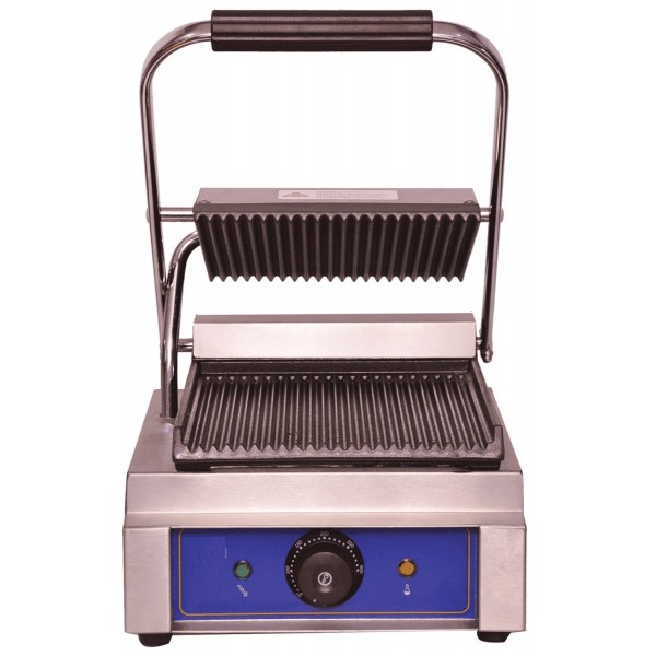 Sandwich Griller Single Head Grooved