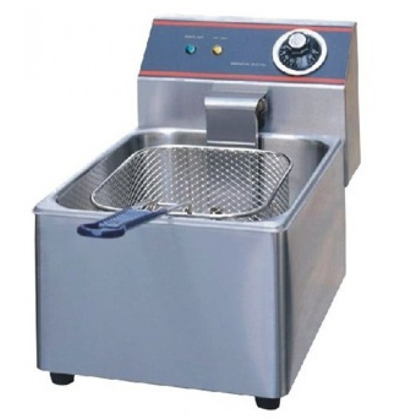 Deep Fryer 8ltr Electric Single Tank Indulge