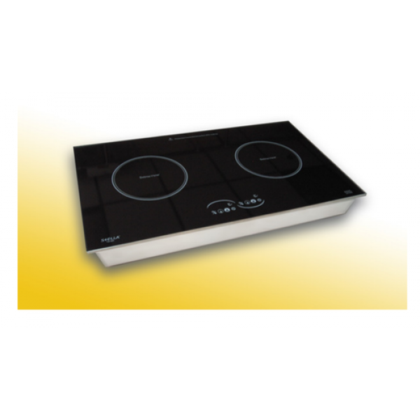 Induction Cook Top Double Zone Stella