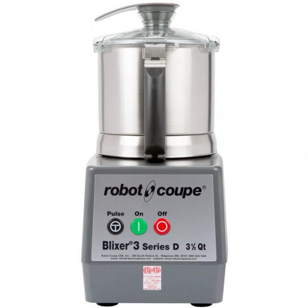 Blender + Mixer (Blixer) Robot Coupe 3.7ltr