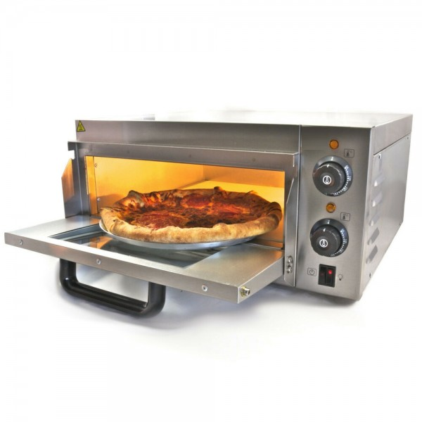 Pizza Oven Stone Base Single Deck