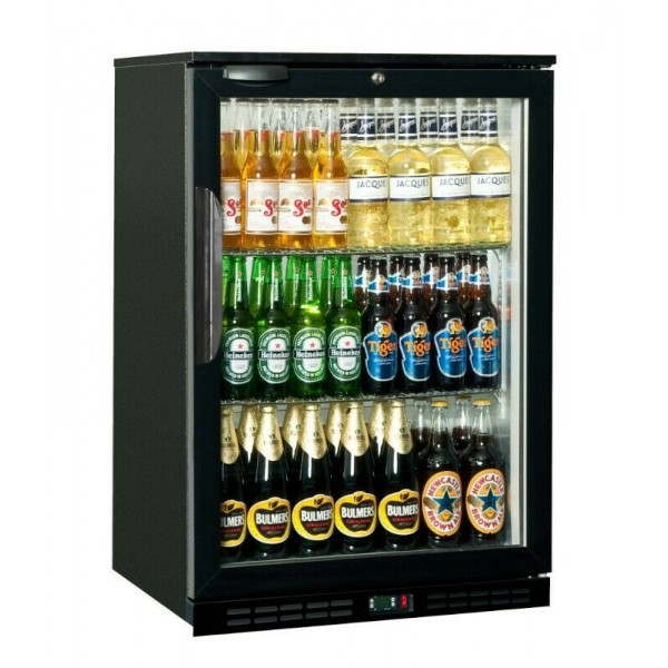 Refrigerator Back Bar Single Door
