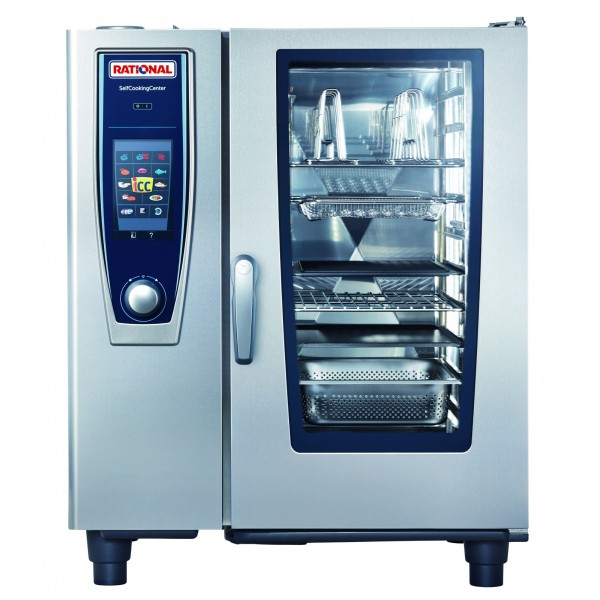 Combi Steam Oven Rational Self Cooking Centre Scc61e