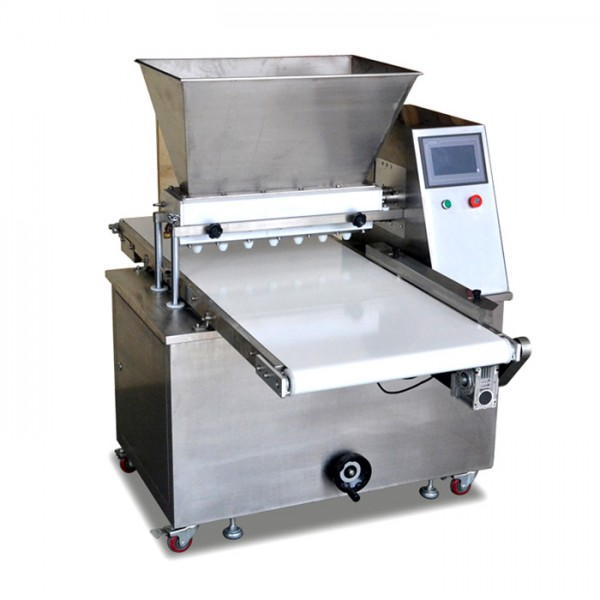 Cookies Dropping Machine Mechanical 4 Nozzles
