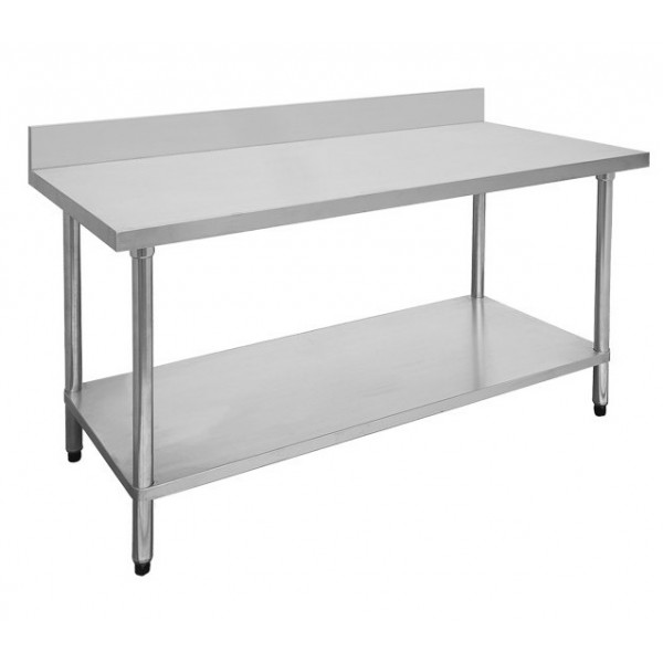 Kitchen Work Table Stainless Steel 202 Grade 4'x2'