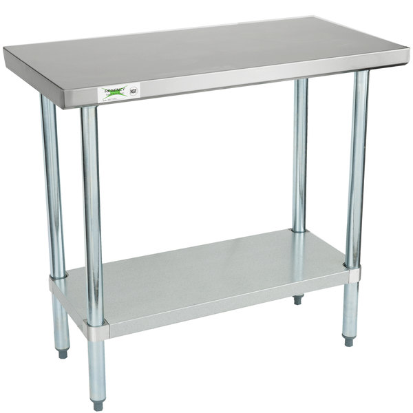 Kitchen Work Table Stainless Steel 202 Grade 2'x2'