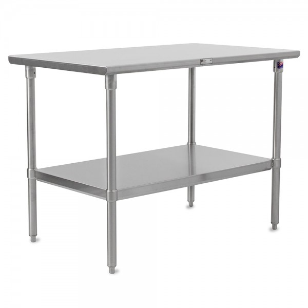 Stainless Steel Work Table 304 Grade 4'x1.25'x32&q...