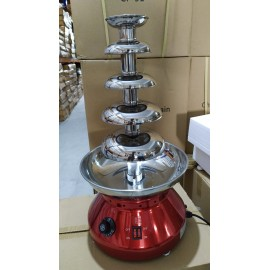 Chocolate Fountain Machine 5 Steps 62cm