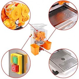 Commercial Orange Juicer Machine Automatic