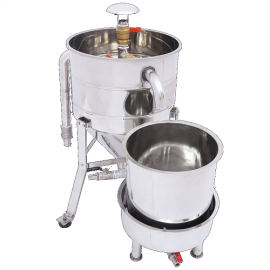 Rice Washing Machine 25kgs