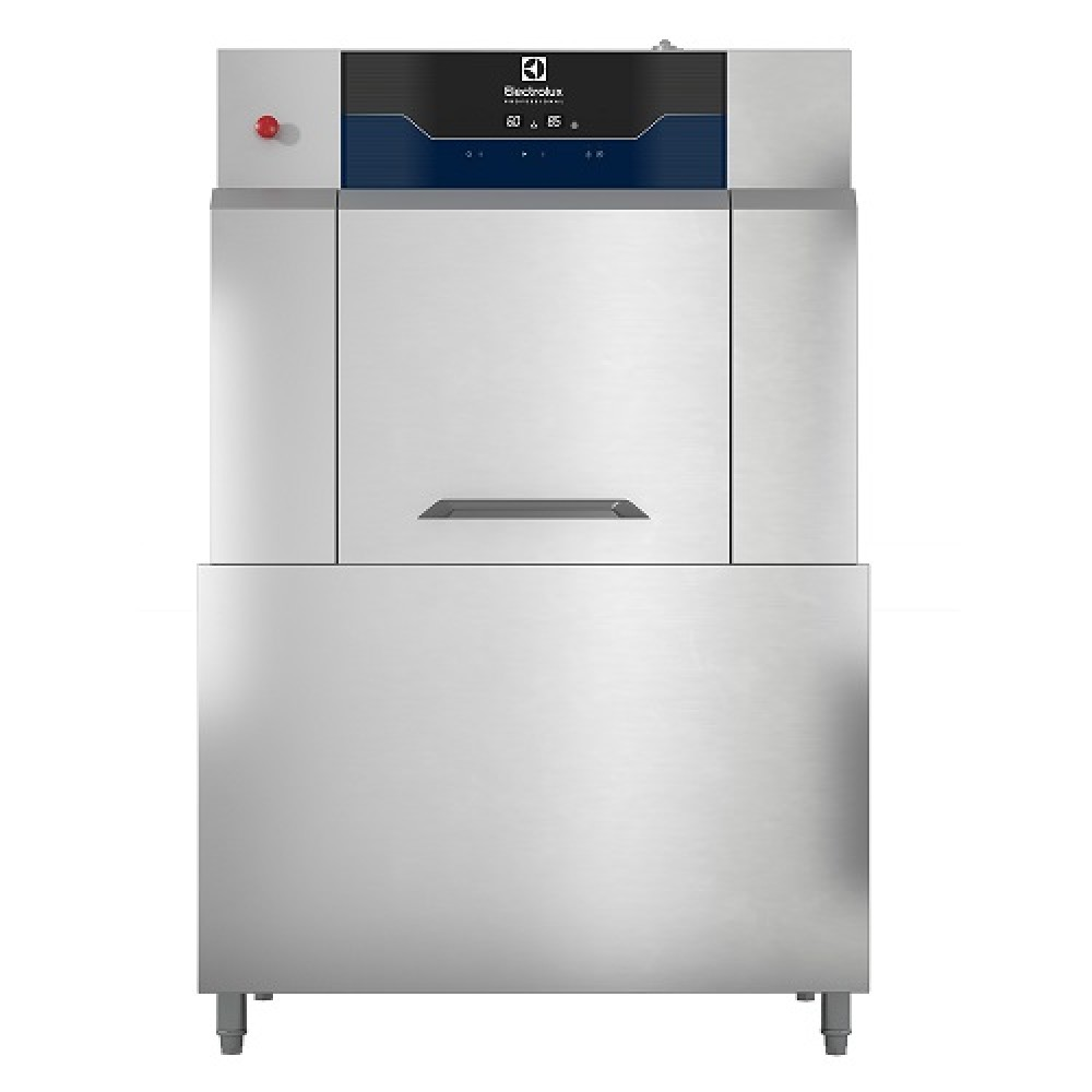 Commercial Dishwasher Conveyor Type Without Dryer