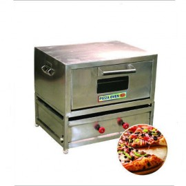 Commercial Gas Pizza Oven 18x18