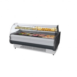 Serve Over Deli Counter 380Ltr