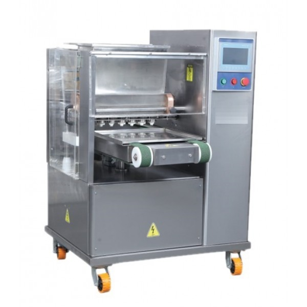 Cookies Dropping Machine Plc 6 Nozzles
