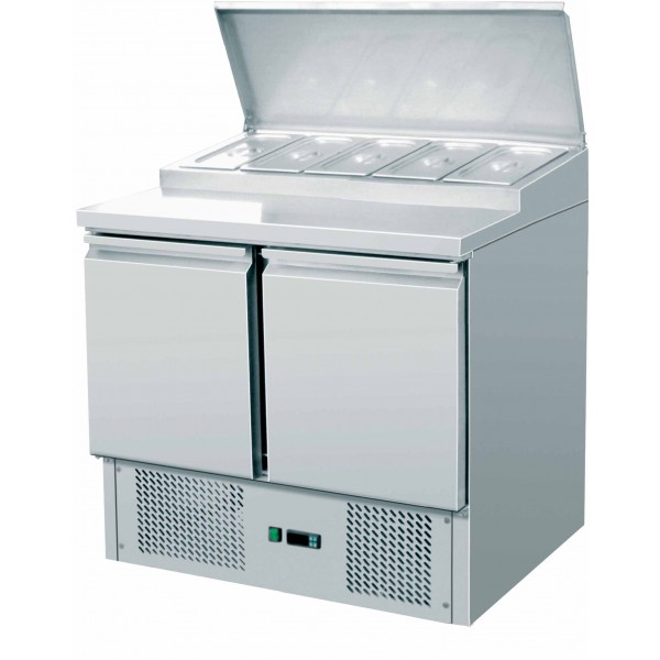 Pizza Topping Counter 2 Door