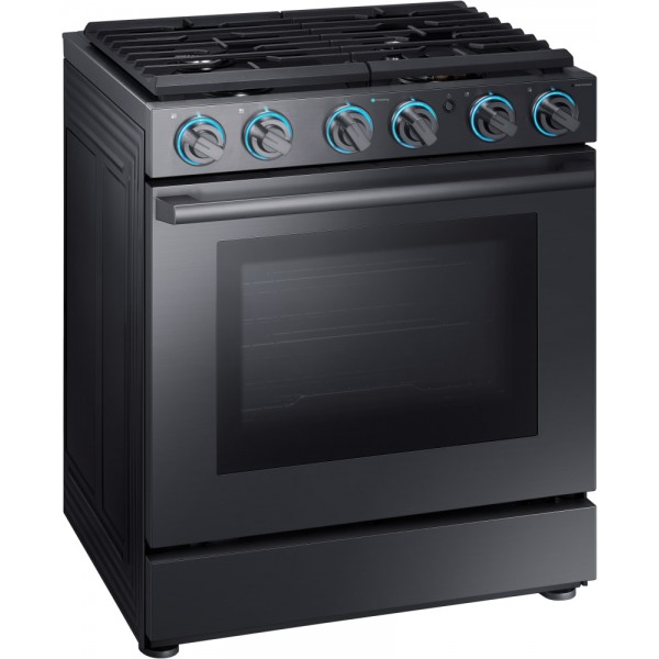 """Pro Range With Dual Convection 5.8 Cu. Ft. 30"""" Gas Chef Collection"""