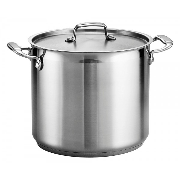 Soup Pot Stainless Steel