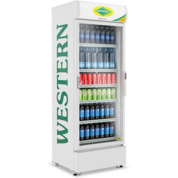 Visi Cooler Single Door 570Ltr Western