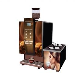 Live Filter Bean Coffee Vending Machine