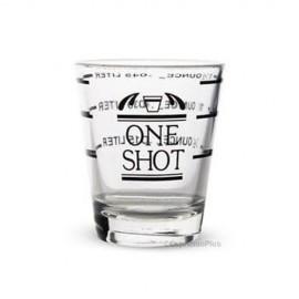 Espresso Shot Glass With Marking