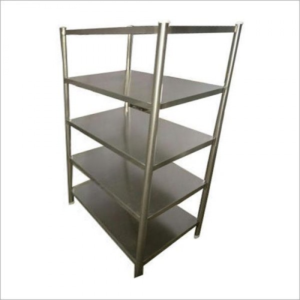Kitchen Storage Racks Ss 304 Grade 5'x4'x1.25'