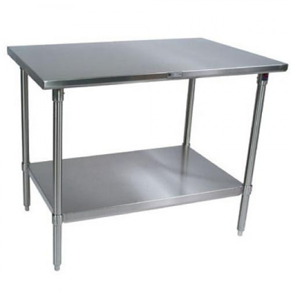 Kitchen Work Table Stainless Steel 202 Grade 4x4