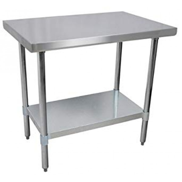 Kitchen Work Table Stainless Steel 304 Grade 2'x2'