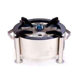 Commercial Gas Range Round 12x12