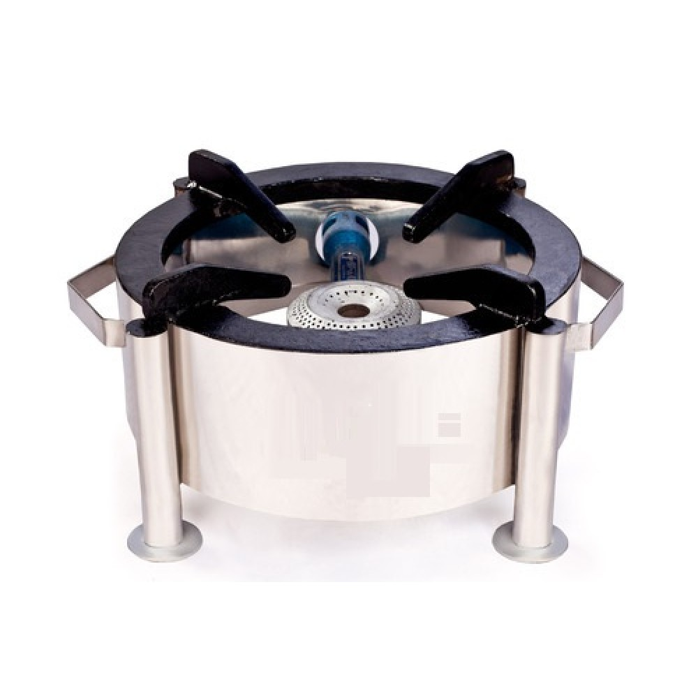 Commercial Gas Range Round 15x15