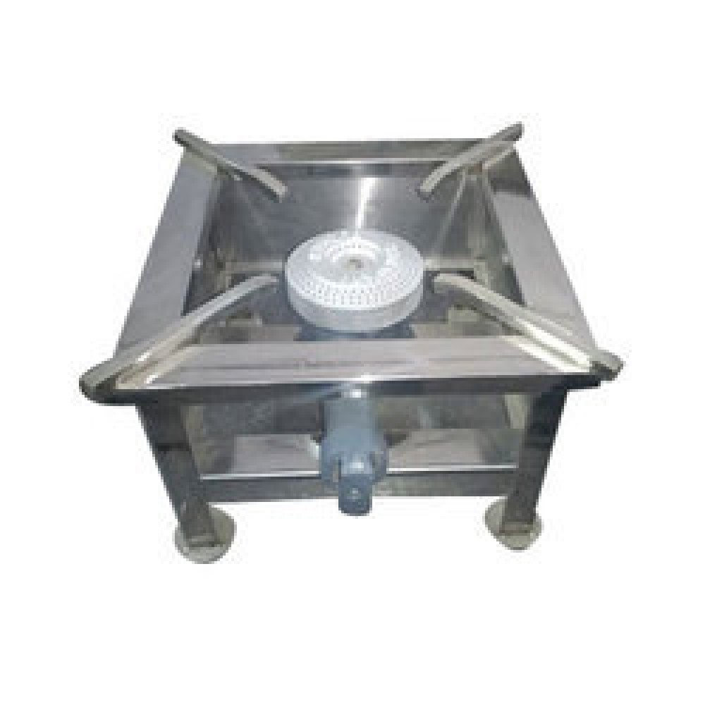 Commercial Gas Range Square 10x10